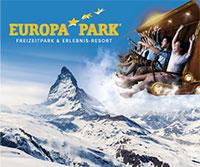 Europa-Park Reisepakete Übernachtung und Eintritt